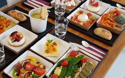 Bien choisir son menu de plateau-repas