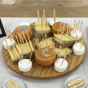 Buffet-fromages